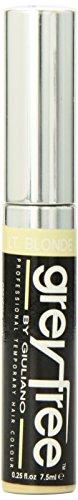 Greyfree Professional Temporary Hair Color, Light Blonde, 0.25 - Blonde Hair Spray Honey