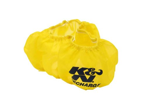 K&N E-3740PY Yellow Precharger Filter Wrap - For Your K&N 60-1263 Filter