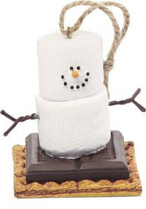 (S'Mores Man Ornament)