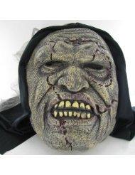 (Seasonal Visions 'Flexi-Face Mask' Skull)