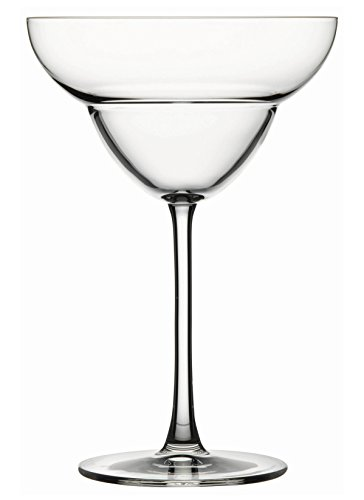 (Set of 48) PREMIUM Unbreakable REUSABLE Polycarbonate Margarita Commercial Bar Pub Restaurant Drinking Glasses Cocktail Barware Drinkware 12 oz, Clear by Remta Makina (Image #1)