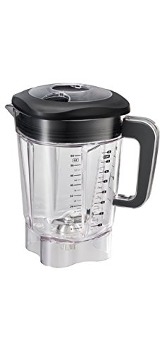 Proctor Silex Commercial 55010 PSC 55000 Blender 64 oz. Polycarbonate Container, Black by Hamilton Beach