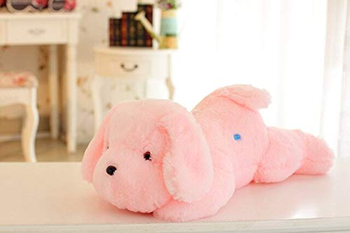 RAFGL Plush Doll Toy Dog with Led S 50-80Cm Big Animals Pillow Toy Soft Doll Kids Cute I Toys Birthday Gifts Mr5 Must Have Toys Funny Gifts The Favourite Toys ()