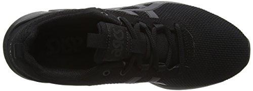 Asics Unisex Adults' Gel-Lyte Runner Low-Top Sneakers Black (Black/Black 9090) deals c6rkW