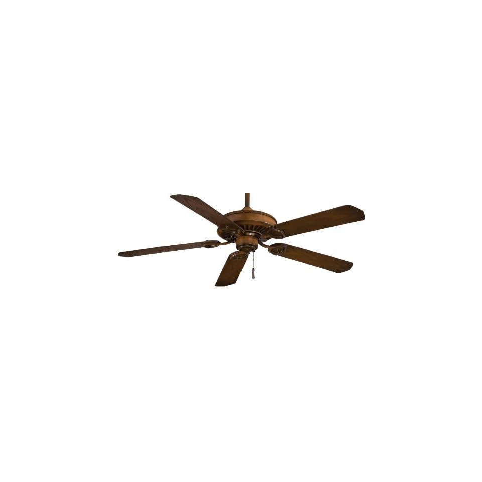 54 Sundowner Indoor/Outdoor Ceiling Fan in Vintage Rust