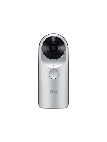 LG LGR105ACCATS 360 CAM Compact Spherical Camera