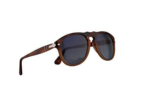 Persol PO0649S Sunglasses Resina E Sale w/Polarized Blue Gradient Lens 54mm 1025S3 PO0649 PO 0649 PO0649-S 649S 649-S PO ()