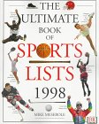 The Ultimate Book of Sports Lists, 1998, Mike Meserole and Dorling Kindersley Publishing Staff, 0789421348