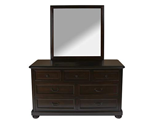 New Classic 05-230-052 Canyon Ridge Youth Dresser Chestnut