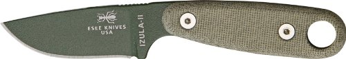 Esee Knives Izula II OD with Kit and Sheath, Outdoor Stuffs