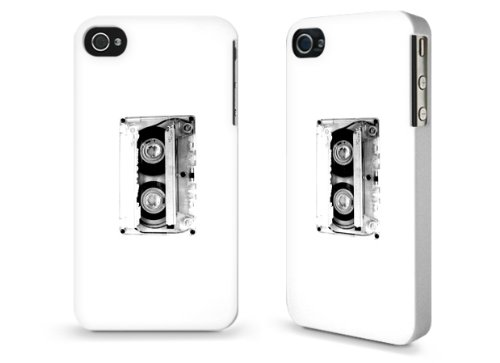 "Hülle / Case / Cover für iPhone 4 und 4s - ""Mixtape One"" by Claus-Peter Schöps"