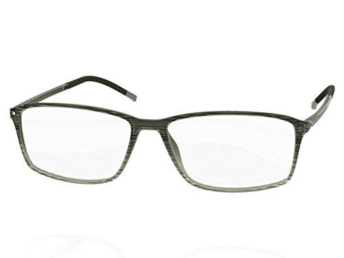 Silhouette Eyeglasses SPX ILLUSION FULLRIM 2893 (6055 GREEN, 54MM)