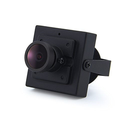 Allytech(TM) HD 700TVL NTSC Mini CCTV Security Video FPV Color Camera with 1/3