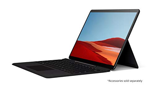 "NEW Microsoft Surface Pro X - 13"" Touch-Screen - Microsoft SQ1 - 16GB Memory - 256GB Solid State Drive - WIFI + 4G LTE - Matte Black"