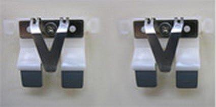 Plustek Z-27–65F-0201a110Drucker/Scanner Ersatzteil, Ersatzteile von Teams (Plustek Scanner SmartOffice PS406/406u/PS456U, SEPARATION PAD, silber, weiß)