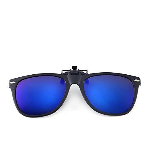Mujeres Espejo A De Sol De En Gafas Gafas Polarizador LLZTYJ De Película Drive Viento Sol Decoración Sol Una Regalo Polvo Gafas Gafas Sol De Lentes Luz Clips Hombres Hombres tablets Hailan Cumpleaños De wR5qA6a