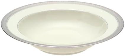 Mikasa Palatial Platinum Fine China Dinner Plates Bowls L3235
