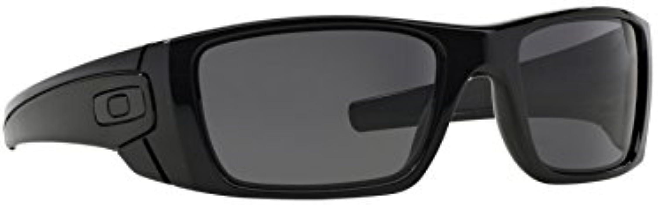Oakley FUEL CELL™ OO9096 01 Black Sports Sunglass for Men