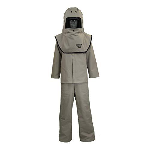 CAT40 Series Arc Flash Hood, Coat, Bib Suit Set by Oberon Company (Image #4)