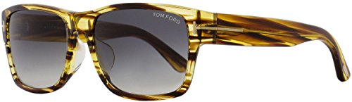 d52c23d0d44 Sunglasses Tom Ford TF 445-F FT0445-F 50B dark brown other   gradient smoke