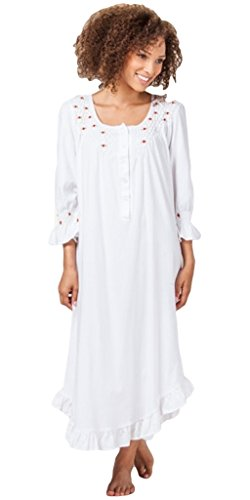 Long Sleeve Ballet Nightgown - 6