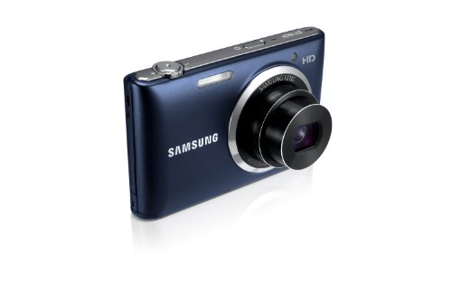 Samsung ST150F 16.2MP Smart WiFi Digital Camera with 5x Optical Zoom and 3.0'' LCD Screen (Black) by Samsung (Image #4)