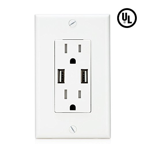 The 8 best electrical outlets with usb ports