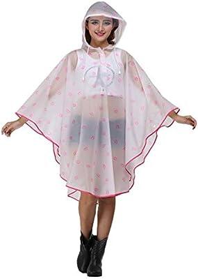 Chaqueta de lluvia a prueba de agua para mujer, impermeable traje ...
