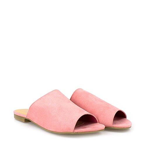 Donna Rose Ballerine Pink Miss Diva wtz5SE