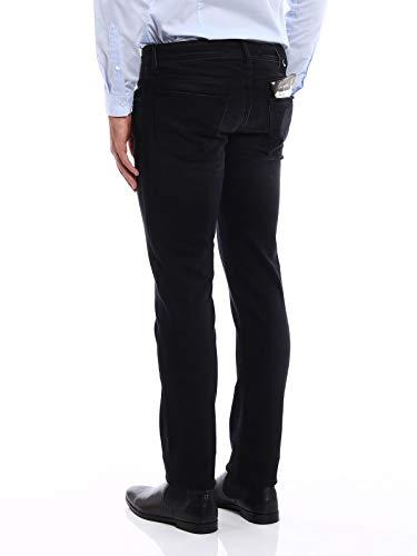 Cohen Nero Jeans Cotone Pw62200733w2 Jacob Uomo Sfq0dOnwx