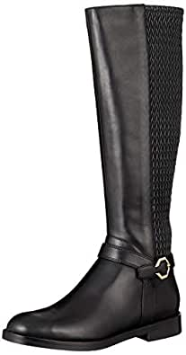 Cole Haan Womens Leela Grand Riding Boot Black Size: 5 US
