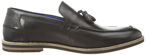 Red Black Tape Men's Loafers Black Sligo IqYwHq