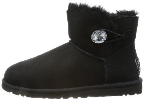 Ugg Black Women's 1016554 nero Boots Grey Australia rTrPw7q
