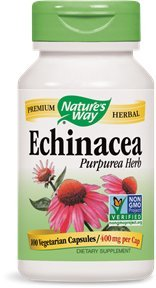Natures Way Echinacea Herb