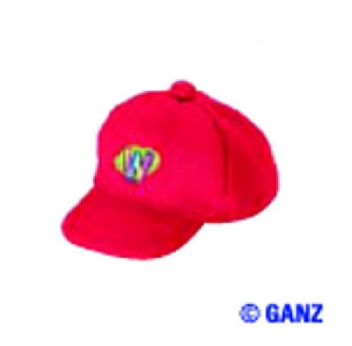 - Webkinz Clothing - Red Webkinz Ball Cap