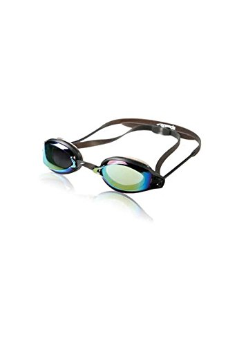 Speedo Air Seal XR Mirrored Goggles, Smoke