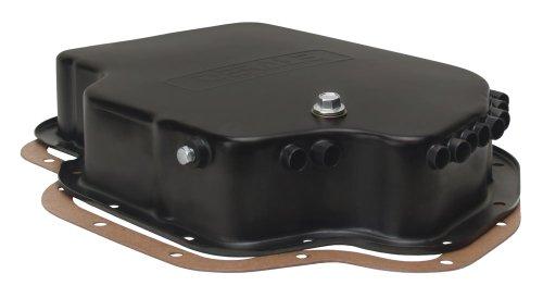 Derale 14201 Transmission Cooling Pan for GM Turbo 400 Standard Pan - Radiator Drain Pan