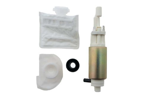 HFP-377 Fuel Pump Kit Replacement for Chrysler Sebring 2.4L 2.7L/ Dodge Stratus 2.4L 2.7L Neon 2.0L 2.4L/Plymouth Neon 2.0L (1996-2005) Replaces E7097M, E7130M, E7141M, E7142M