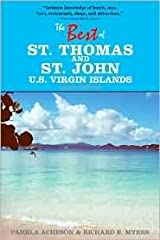 Best of St. Thomas and St. John 3th (third) edition Text Only Paperback