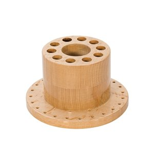 Round Wood Tool Stand | HOL-360.00