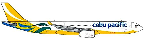 (Gemini Cebu Pacific A330300 1400 New Livery REGRPC3347)