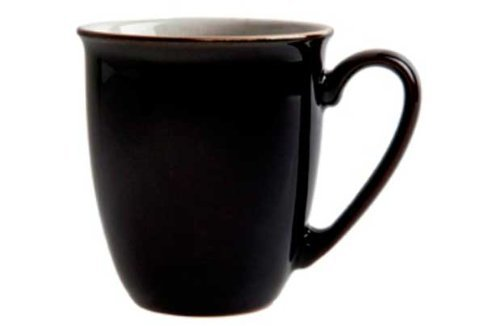 Denby Everyday Set of 4 Mugs - Black Pepper by Denby by Denby