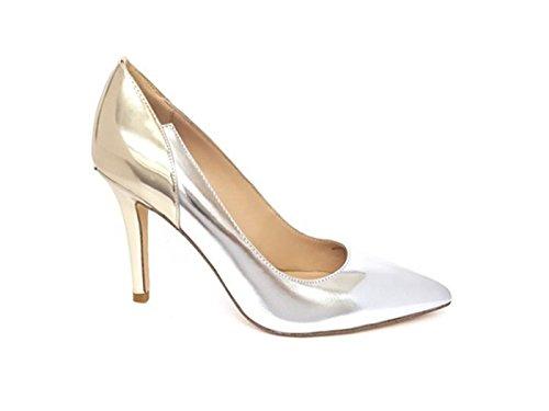 Liu Jo Jeans Damen Pumps * Platinum