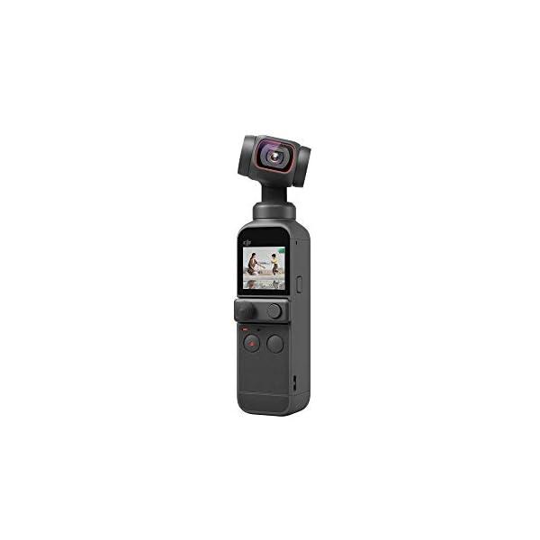 RetinaPix DJI Pocket 2 - Handheld 3-Axis Gimbal Stabilizer with 4K Camera
