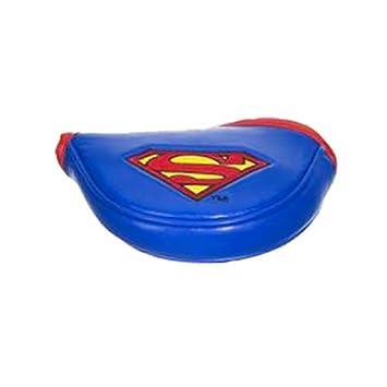 Superman (magnético) funda para Putter de mazo para palos de ...