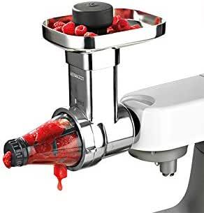 Kenwood KAX644ME - Accesorio prensador de fruta compatible con Robots de Cocina Kenwood Chef y Kmix: Amazon.es: Hogar