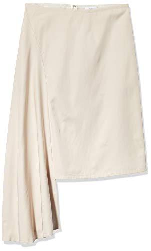 Deveaux New York Women's Ivory Lucie Skirt, 10