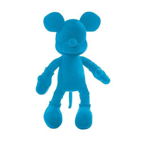 Mickey Plush Azul Turquesa