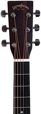 Guitarra Acústica Sigma DM+: Amazon.es: Instrumentos musicales