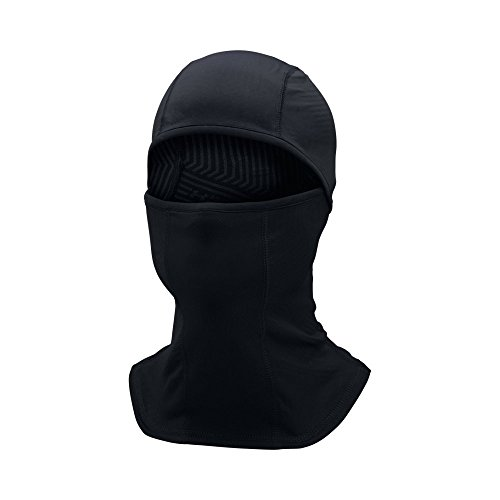 Under Armour Men's ColdGear Infrared Balaclava, Black (001)/Graphite, One Size (Mask Nike Face)